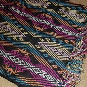 Volcom throw blanket